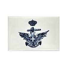 """Regia Marina"" Rectangle Magnet (10 pack)"