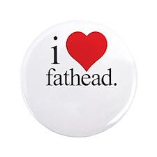 """Anti Heart Fathead 3.5"""" Button"""