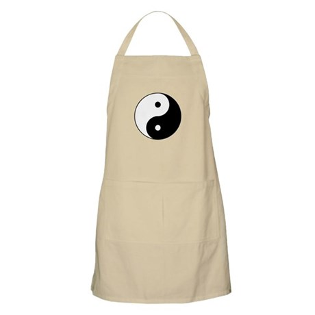 Yin and Yang BBQ Apron
