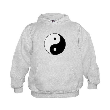 Yin and Yang Kids Hoodie