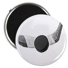Stick & puck Magnet