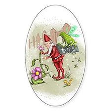 Genius Gnome Sticker