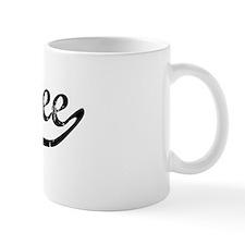 Bailee Vintage (Black) Small Mug