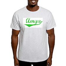 Amya Vintage (Green) T-Shirt