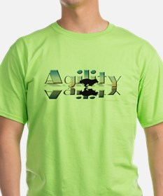 Agility Mirrored T-Shirt
