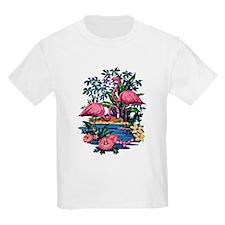 Flamingo 1A - T-Shirt