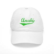 Anahi Vintage (Green) Baseball Cap