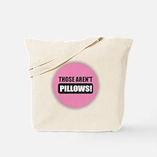 Pillows Tote Bag