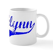 Brooklynn Vintage (Blue) Mug