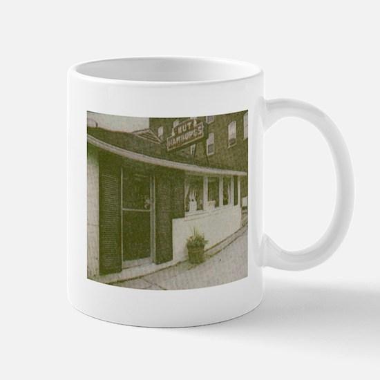 hut photo.PNG Mugs