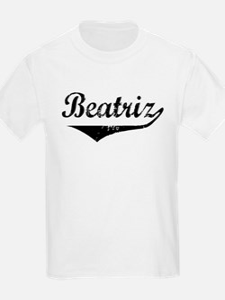Beatriz Vintage (Black) T-Shirt