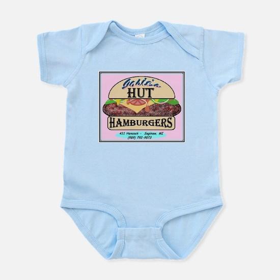 Burger Logo Body Suit