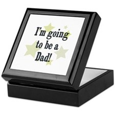 I'm going to be a Dad! Keepsake Box