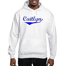 Caitlyn Vintage (Blue) Jumper Hoody