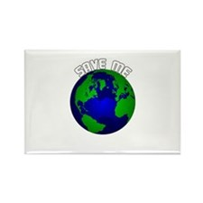 Save Me Rectangle Magnet (10 pack)