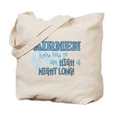 Unique Aim high Tote Bag