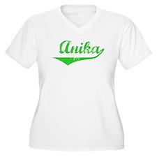 Anika Vintage (Green) T-Shirt