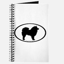 American Eskimo Oval Journal