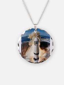 Apollo 11 launch Necklace