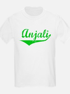 Anjali Vintage (Green) T-Shirt
