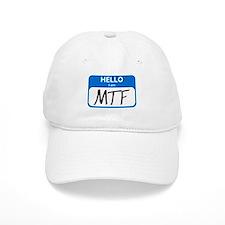 MTF Baseball Baseball Cap