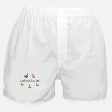 Lukeosaurus  Boxer Shorts