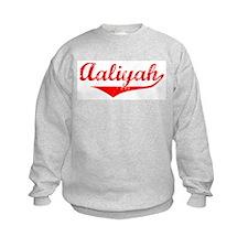 Aaliyah Vintage (Red) Jumpers