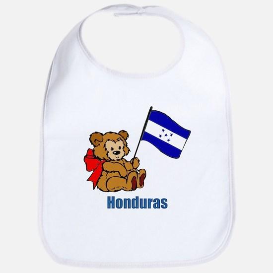 Honduras Teddy Bear Bib