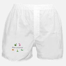 Marcoosaurus  Boxer Shorts