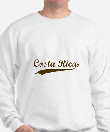 Vintage Costa Rica Retro Jumper