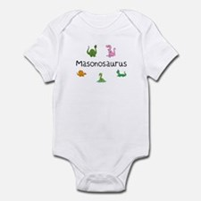 Masonosaurus Infant Bodysuit