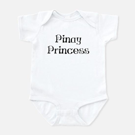 Pinay Princess Infant Bodysuit