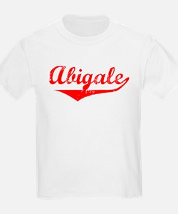 Abigale Vintage (Red) T-Shirt