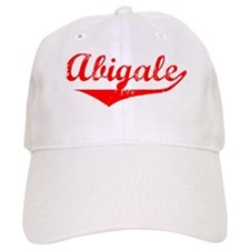 Abigale Vintage (Red) Baseball Cap
