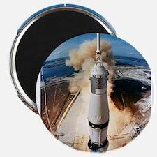 Apollo 11 launch Magnets