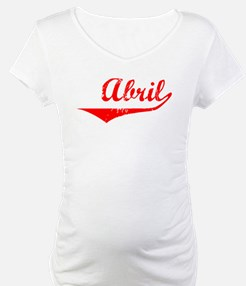 Abril Vintage (Red) Shirt