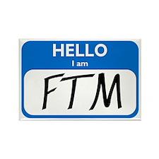 FTM Rectangle Magnet