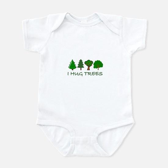 I Hug Trees Infant Bodysuit