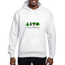 I Hug Trees Hoodie