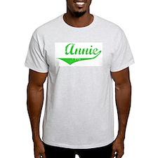 Annie Vintage (Green) T-Shirt