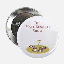 """Feet In Ground Matt Bennett S 2.25"""" Button (10 pac"""