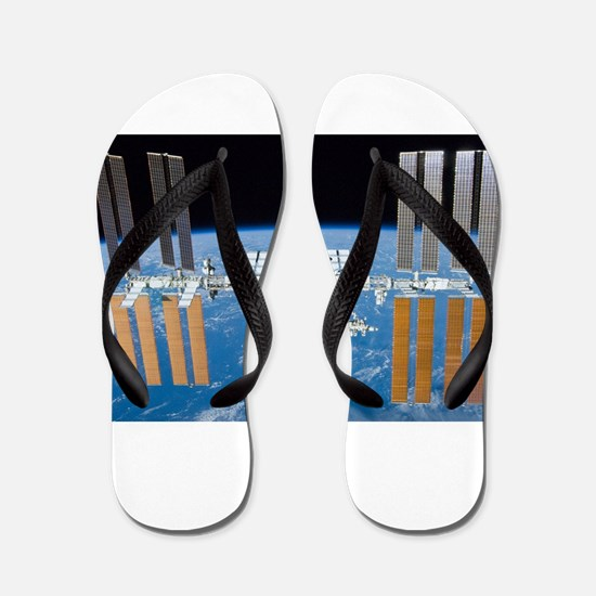 ISS, international space station Flip Flops