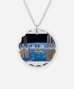 ISS, international space sta Necklace