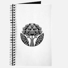 Standing lotus flower Journal