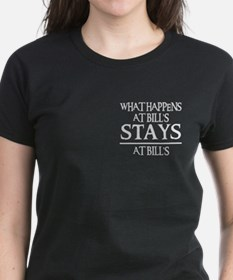 STAYS AT BILL'S Tee