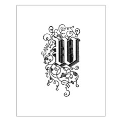 Letter W Posters