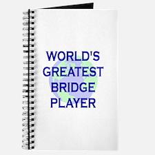 World's Greatest Bridge Playe Journal