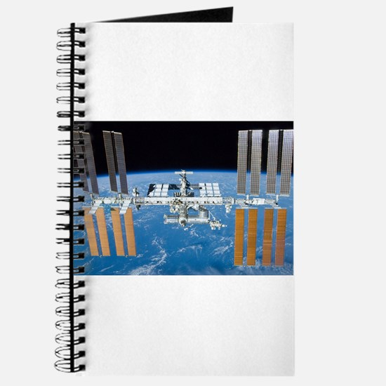 ISS, international space station Journal