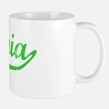 Antonia Vintage (Green) Mug