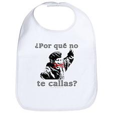 Hugo Chavez Shut Up!  Bib